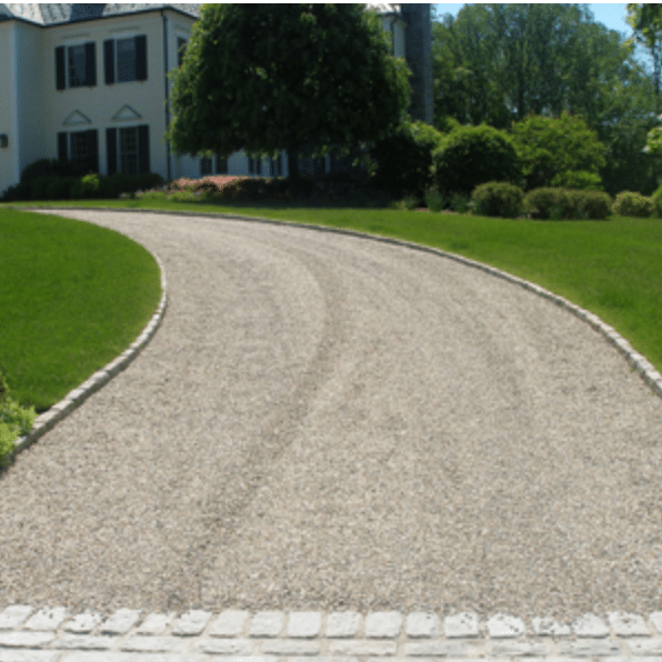how to clean oil from tarmac driveway